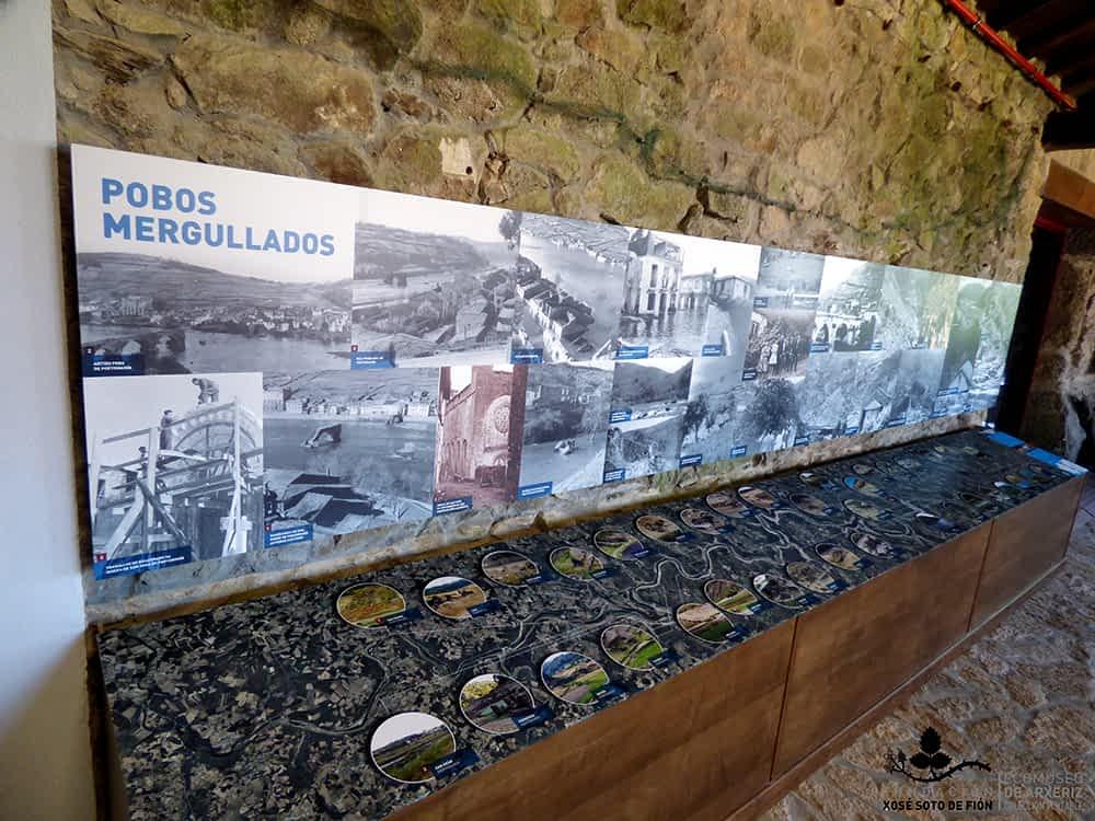 pueblos sumergidos Ribeira Sacra