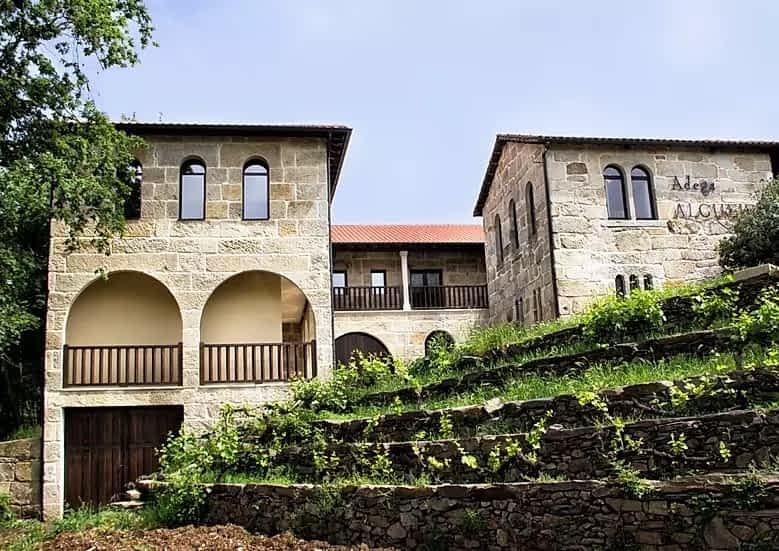 Bodega Algueira - Visita bodegas Ribeira Sacra
