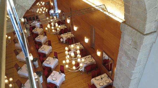 Restaurante Dos Abades - Parador Santo Estevo de Ribas de Sil