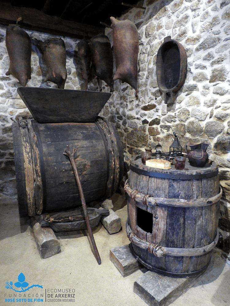viticultura Ribeira Sacra - qué ver en la Ribeira Sacra vino