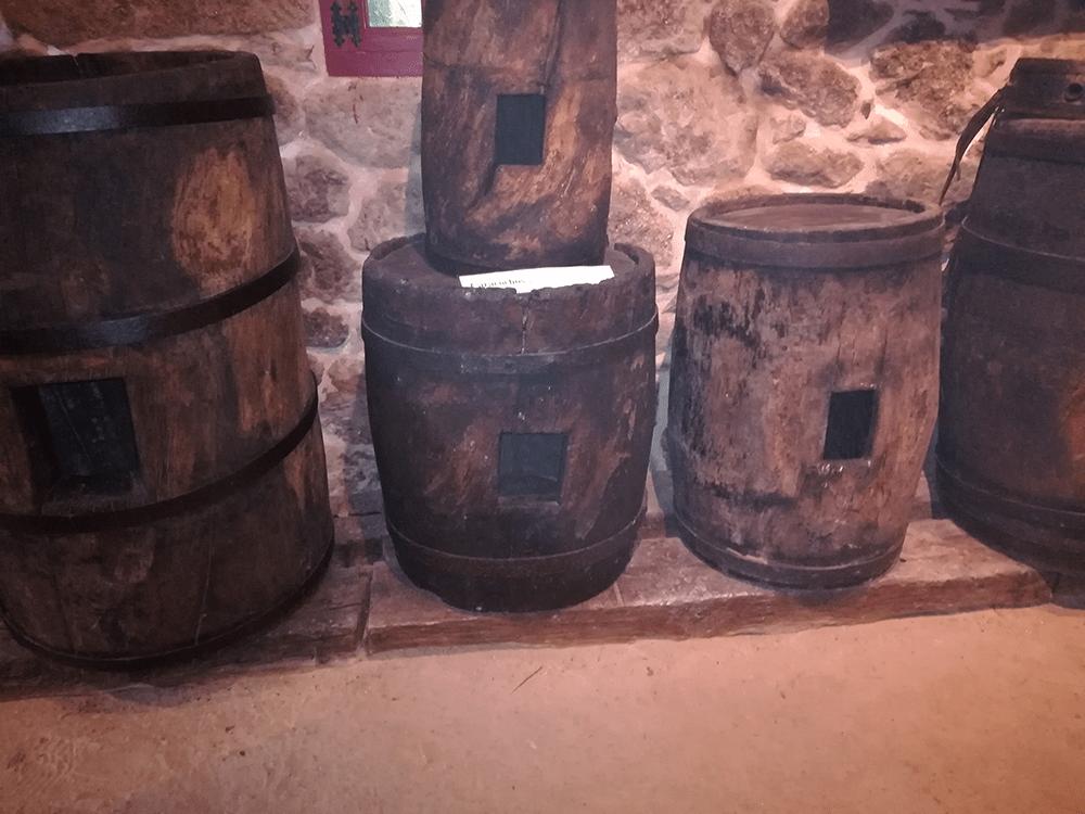 qué ver en la Ribeira Sacra vino TONEL CARACOCHO curiosidades mundo del vino